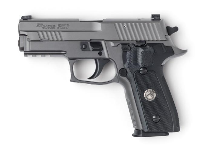 Sauer 357 Review Sig P226