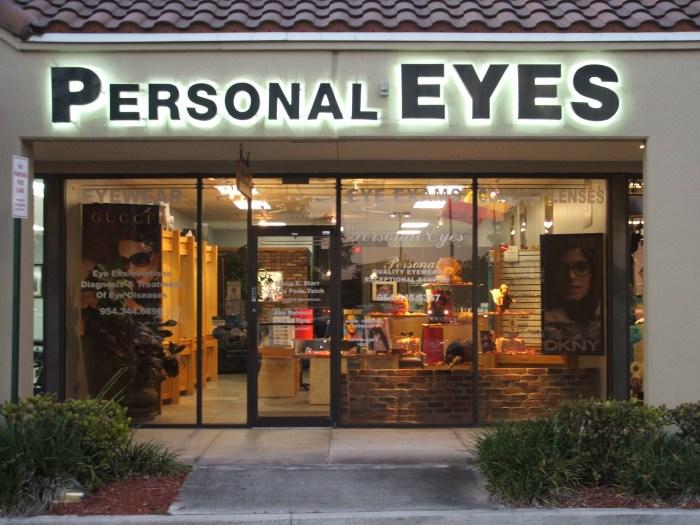 Personal Eyes