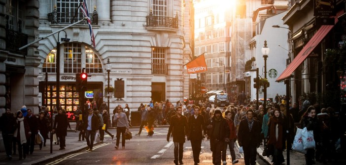 Shopping - London