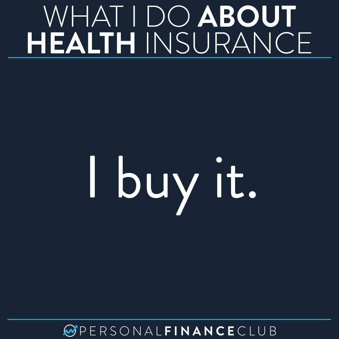 What do I do about health insurance if my employer doesn't offer it?