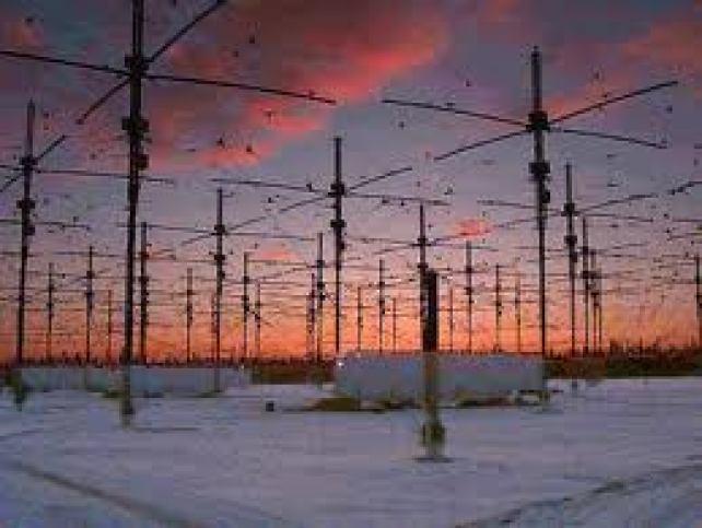 Weather control: HAARP