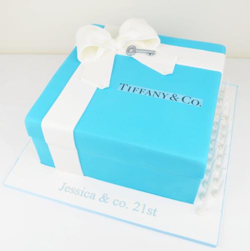 Tiffany Box - AC581