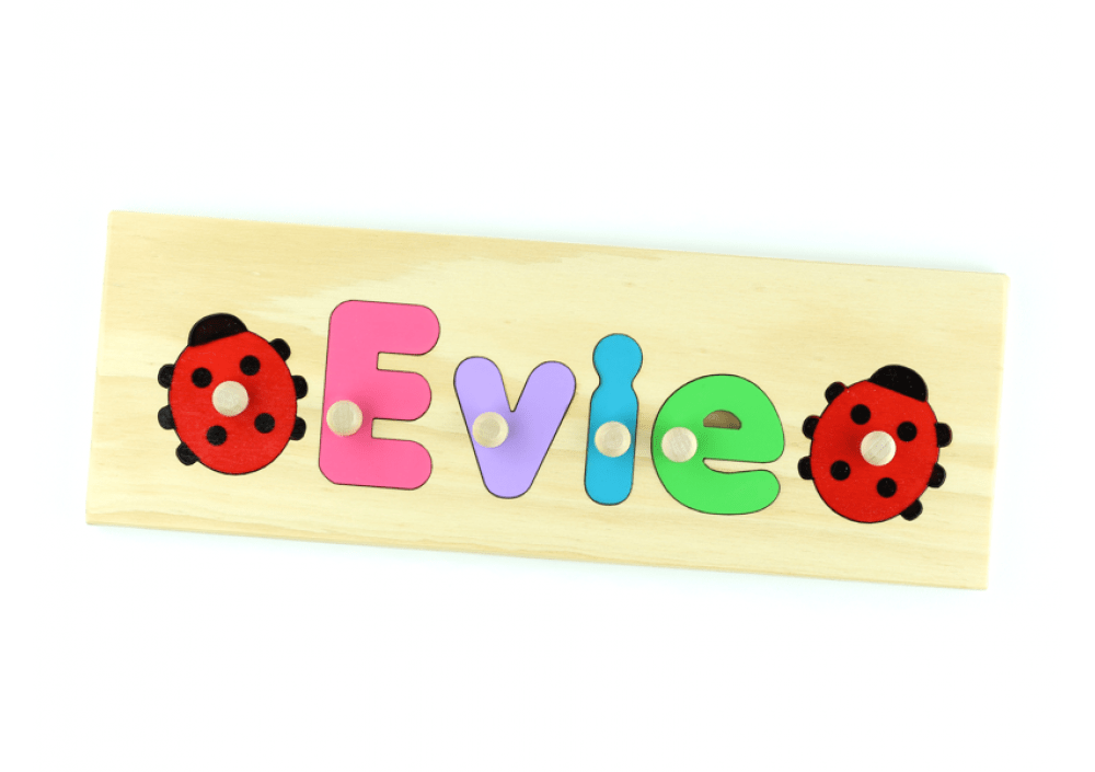 4 letter name puzzle