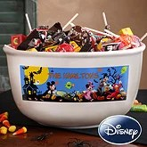Happy Halloween Oversized Candy Bowls
