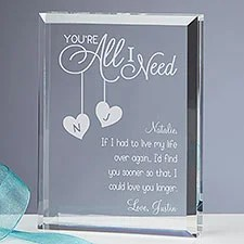 personalized keepsake gifts for