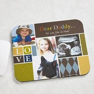 personalized mouse pads unique