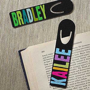personalized bookmarks personalization mall