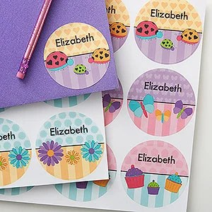 personalized stickers gift sticker