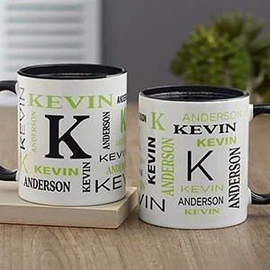 personalized coffee mugs personalization