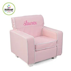 Personalized Kids Furniture  Chair for Girls