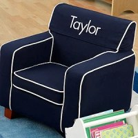 Personalized Kids Furniture - Chair for Boys
