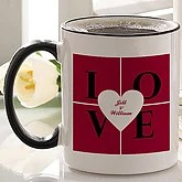 All You Need Is Love Mug simply add kisses and hugs for a great gift idea.