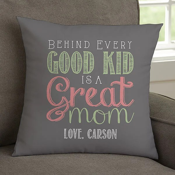 14 personalized throw pillow for mom