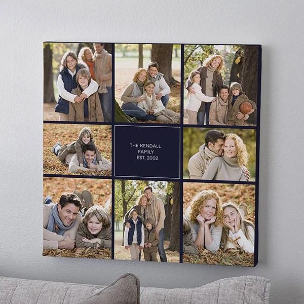 8x8 photo canvas print