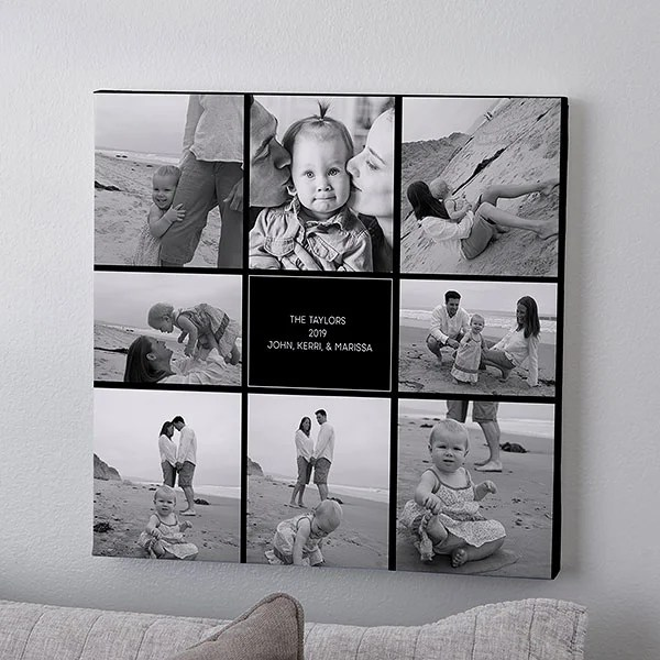 20x20 photo canvas print