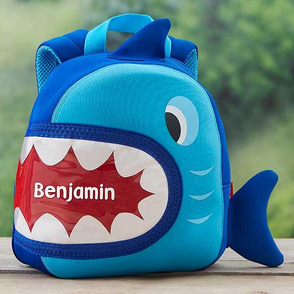 shark personalized neoprene mini