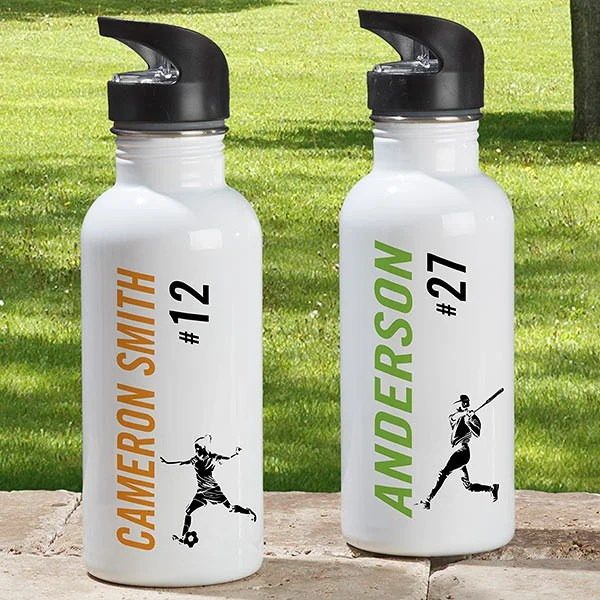 sports enthusiast personalized 20