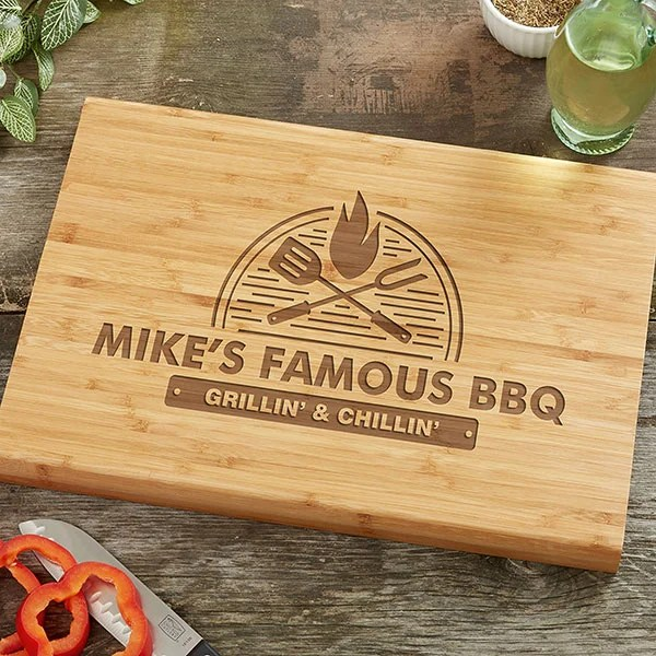 the grill 10x14 personalized