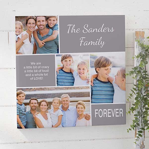family love 16x16 custom