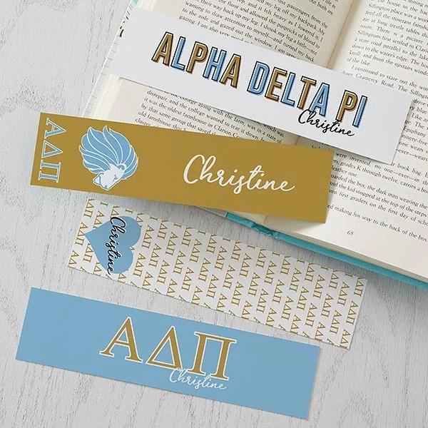 alpha delta pi personalized