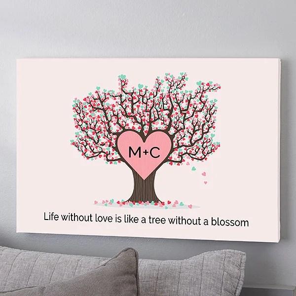 tree of love 20x30