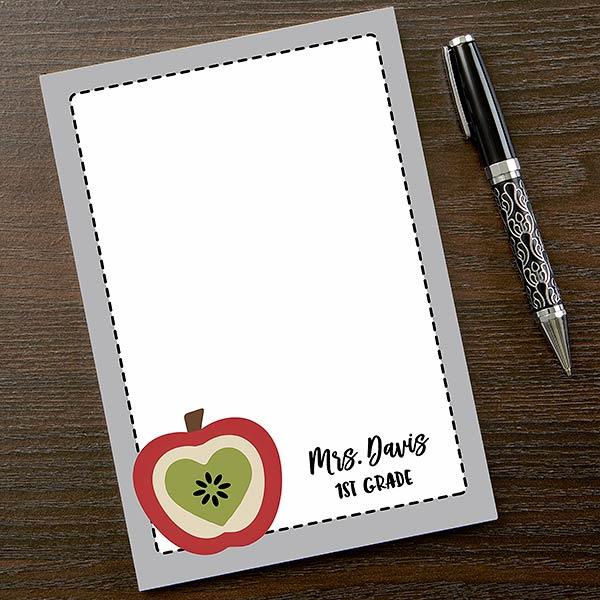 teacher icon apple personalized