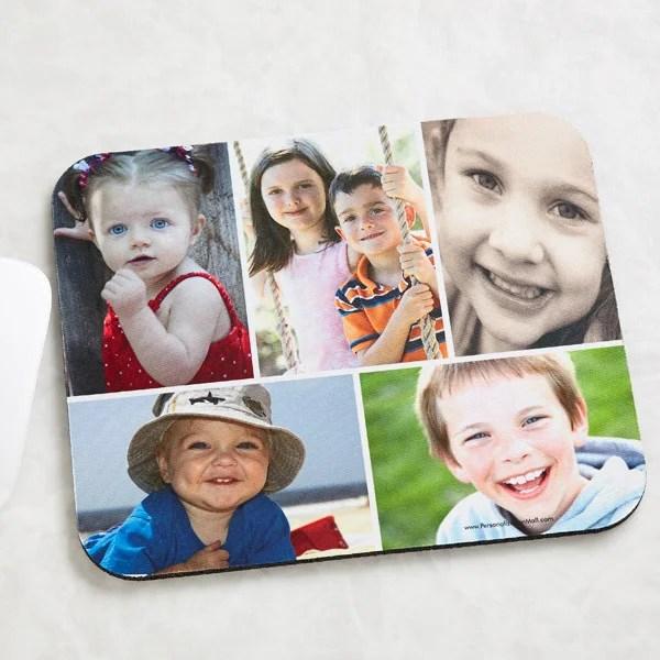 personalized photo montage horizontal