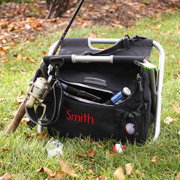 fishing cooler chair office nap personalized and camping 9732