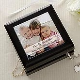 Personalized Photo Jewelry Boxes - Photo Sentiments - 7827