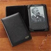 Personalized Leather Kindle Case - 8733