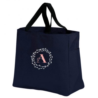 personalized beach bags bride