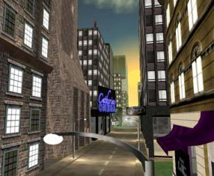 Second Life Midnight City