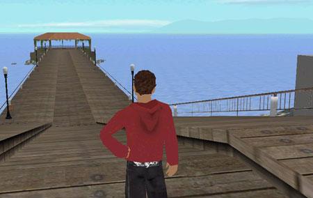 Virtual Laguna Beach Pier