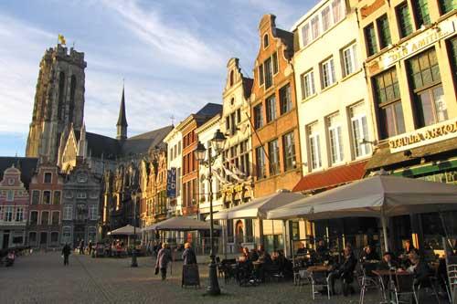 Mechelen Gary Hayes