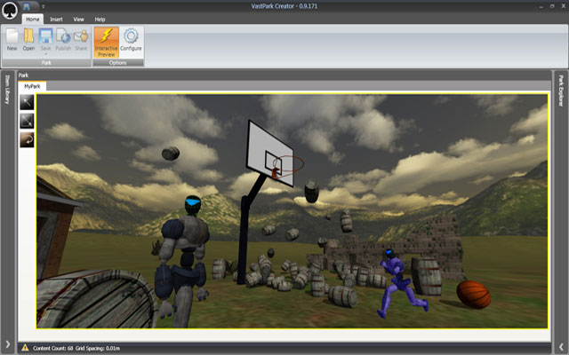 Distributed Web 3.0, roll your own Virtual Worlds, a step closer thanks to Australian companies