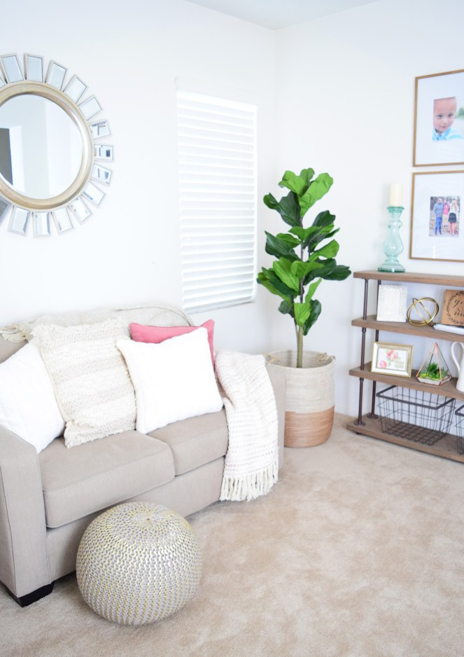 house tour, current design situation, home decor, interior styling, cozy home, fig leaf tree