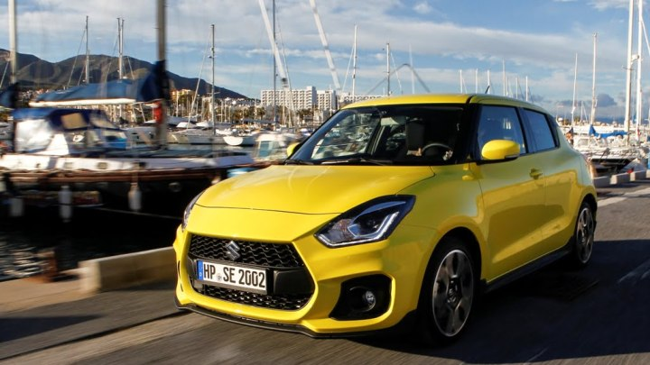 Guida semi-autonoma: con Suzuki non è un optional