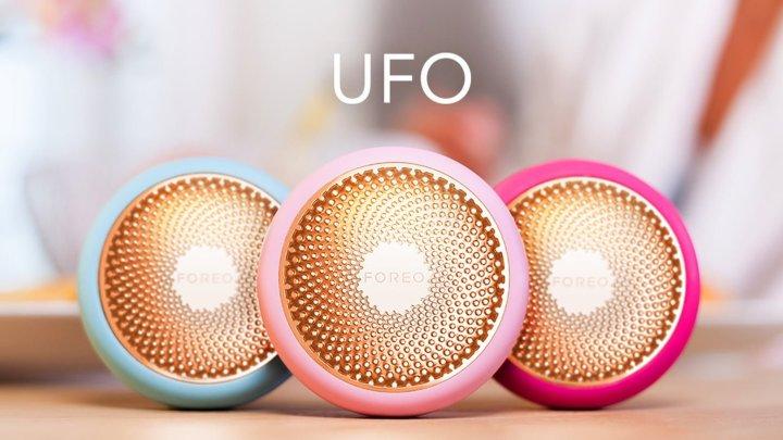 Scalda l'inverno con Foreo UFO
