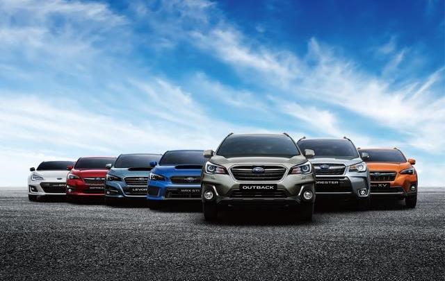Subaru ottiene il massimo riconoscimento ai Residual Value Award 2019 di ALG per la quarta volta di fila