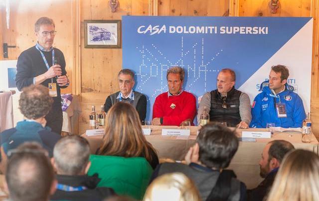 Grande successo per Casa Dolomiti Superski