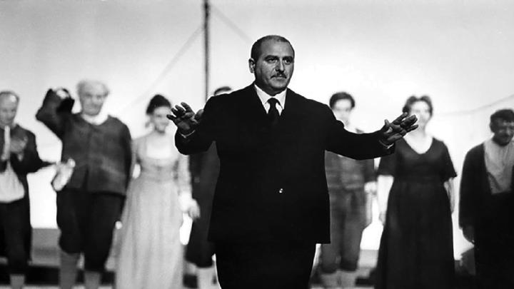 Milano ricorda Paolo Grassi in Mostra a Palazzo Reale fino al 24 marzo 2019
