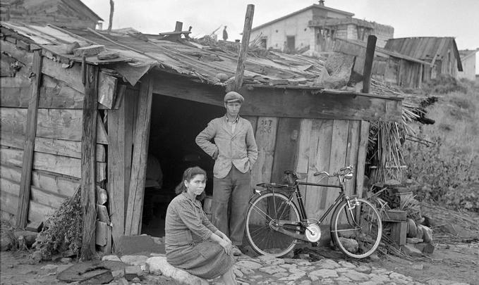 Mostra fotografica di Ando Gilardi Reporter. 1950 – 1962