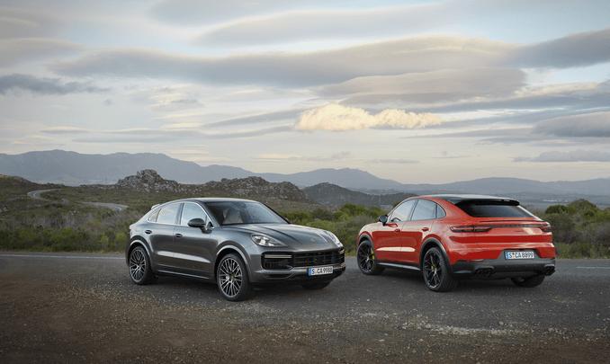 Porsche presenta la Cayenne Coupé