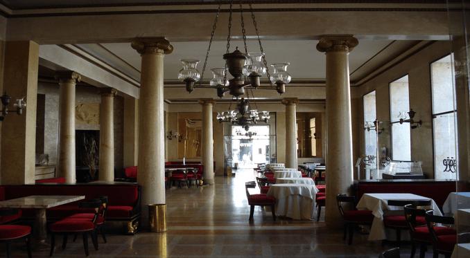 Il Caffè Pedrocchi di Padova