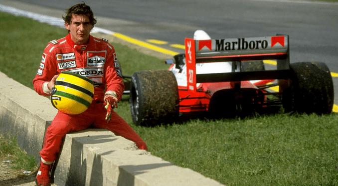 Asti rende omaggio a una leggenda: Ayrton Senna