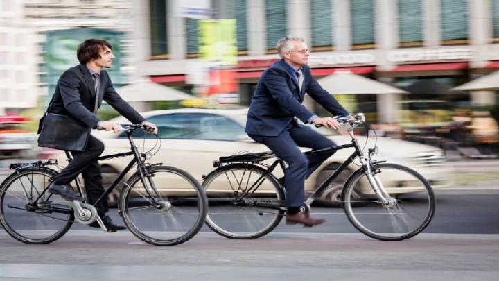 FIAB: il bike to work dev'essere un'opzione possibile per tutti i lavoratori
