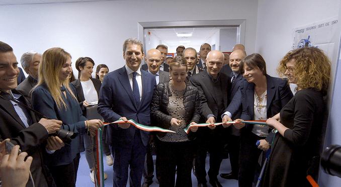 """Fondazione Don Gnocchi – Il Ministro della Salute Giulia Grillo al Centro IRCCS """" Un modello da esportare in tutta Italia"""""""