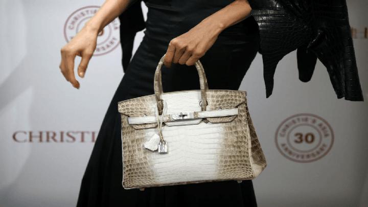 La borsa più costosa al mondo è di Hermès