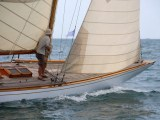 Da Cala de' Medici all'isola di Capraia: vele d'epoca in difesa del mare