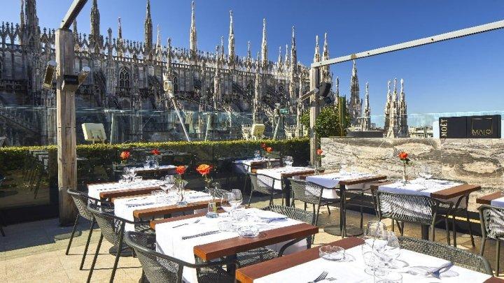 Moët & Chandon Champagne Bar: all'esclusivo 7° piano della Rinascente di Milano